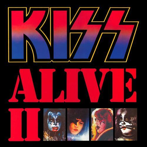 Kiss - Alive II (Remastered, 2 CDs)