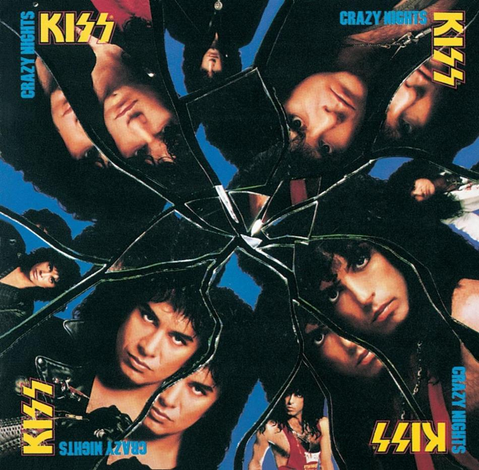 Kiss - Crazy Nights (Remastered)