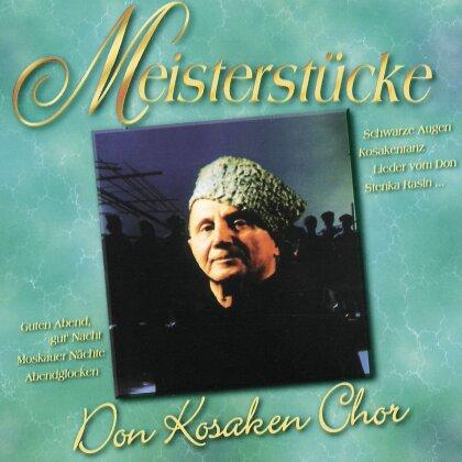 Don Kosaken Chor - Meisterstuecke