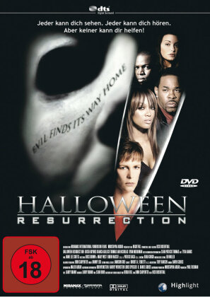 Halloween 8 - Resurrection (2002)