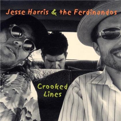 Jesse Harris - Crooked Lines