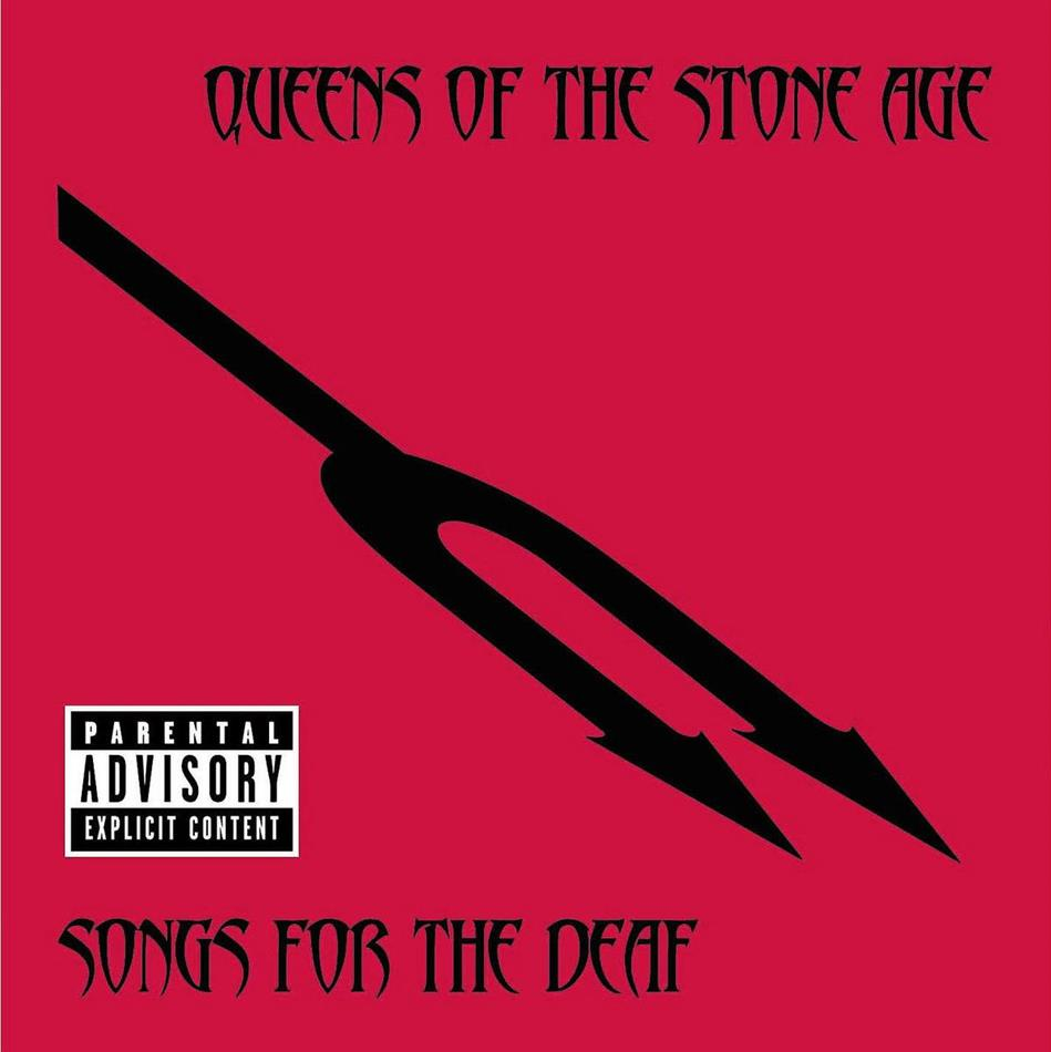 Queens Of The Stone Age - Songs For The Deaf (Euro Version)