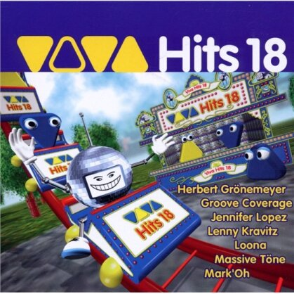 Viva Hits - Vol. 18 (2 CDs)