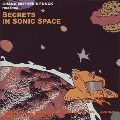 Grand Mother's Funck - Gmf - Secrets In Sonic Space