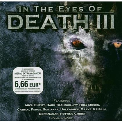 In The Eyes Of Death - Various 3