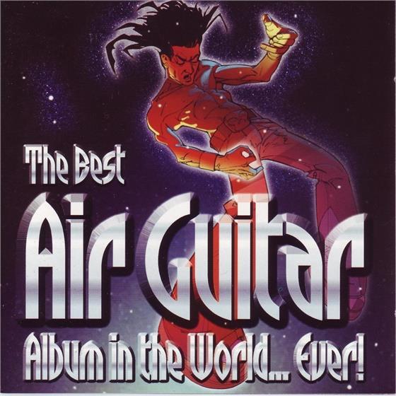 Best Air Guitar Album In The World - Various 1 (2 CDs)
