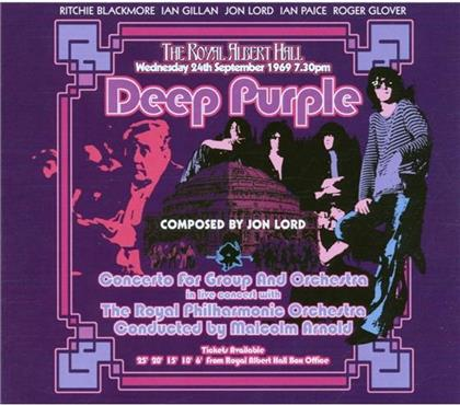 Deep Purple - Concerto For Group And Orchestra (2 CDs)