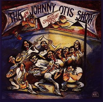 Johnny Otis - New Johnny Otis Show