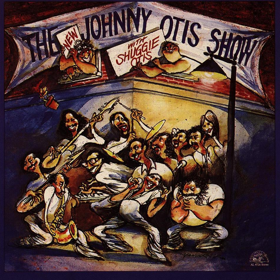Johnny Otis - New Johnny Otis Show