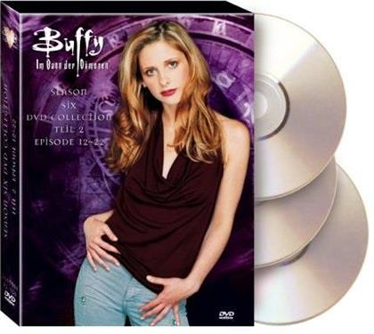 Buffy: Staffel 6 Teil 2 - Episode 12-22 (Collector's Edition, 3 DVD)