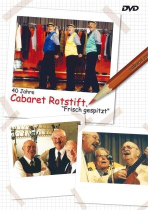 """Cabaret Rotstift - 40 Jahre """"frisch gespitzt"""""""