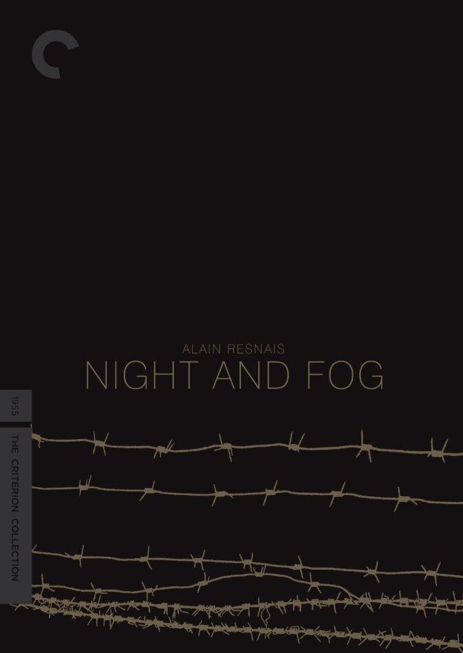 Night and Fog (Criterion Collection, Edizione Restaurata, Edizione Speciale)