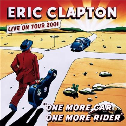 Eric Clapton - One More Car One More Rider - Live (2 CDs)