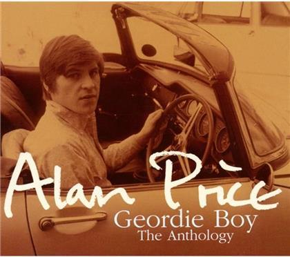 Alan Price - Geordie Boy - Anthology (2 CDs)