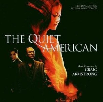 Craig Armstrong - Quiet American - OST (CD)