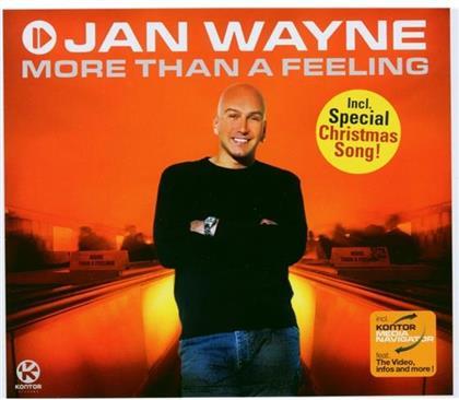 Jan Wayne - More Than A Feeling