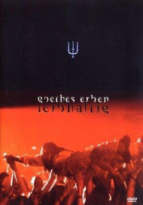 Goethes Erben - Leibhaftig (Limited Edition DVD + CD + Poster)