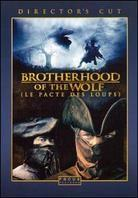 Brotherhood of the Wolf (2001) (Director's Cut, 2 DVDs)