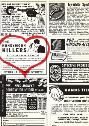 The Honeymoon Killers (1970) (s/w, Criterion Collection)