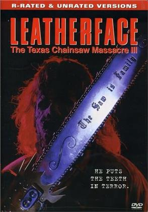 Leatherface: The Texas Chainsaw Massacre III (1990) (R-Rated Version, Unrated)