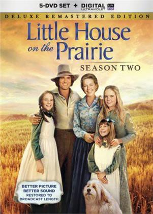 Little House on the Prairie - Season 2 (Deluxe Edition, Versione Rimasterizzata, 5 DVD)