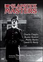 Slapstick masters (s/w)
