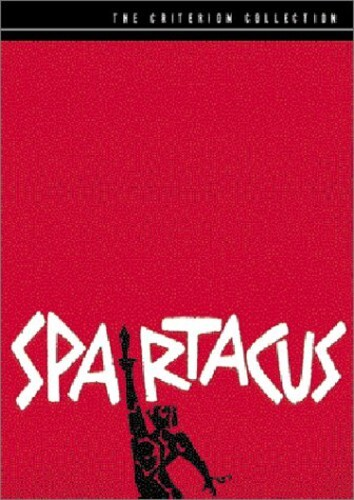 Spartacus (1960) (Criterion Collection, 2 DVD)