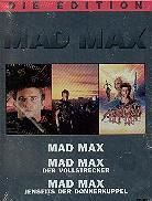 Mad Max 1-3 - Ungeschnittene Originalversion (Cofanetto, 3 DVD)