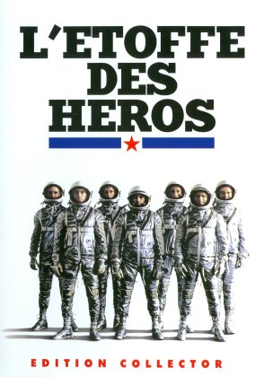 L'etoffe des heros (1983) (Collector's Edition, 2 DVDs)