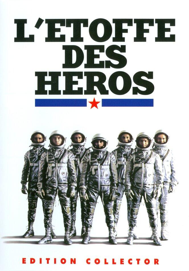L'etoffe des heros (1983) (Collector's Edition, 2 DVDs)