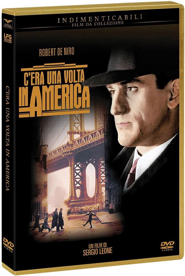 C'era una volta in America (1984) (Indimenticabili, Extended Edition, 2 DVD)