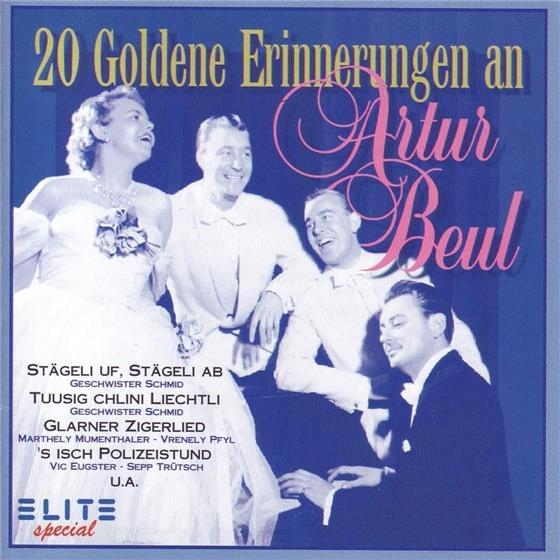 Artur Beul - 20 Goldene Erinnerungen