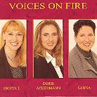 Britta T./Doris Ackermann & Sanna - Voices On Fire
