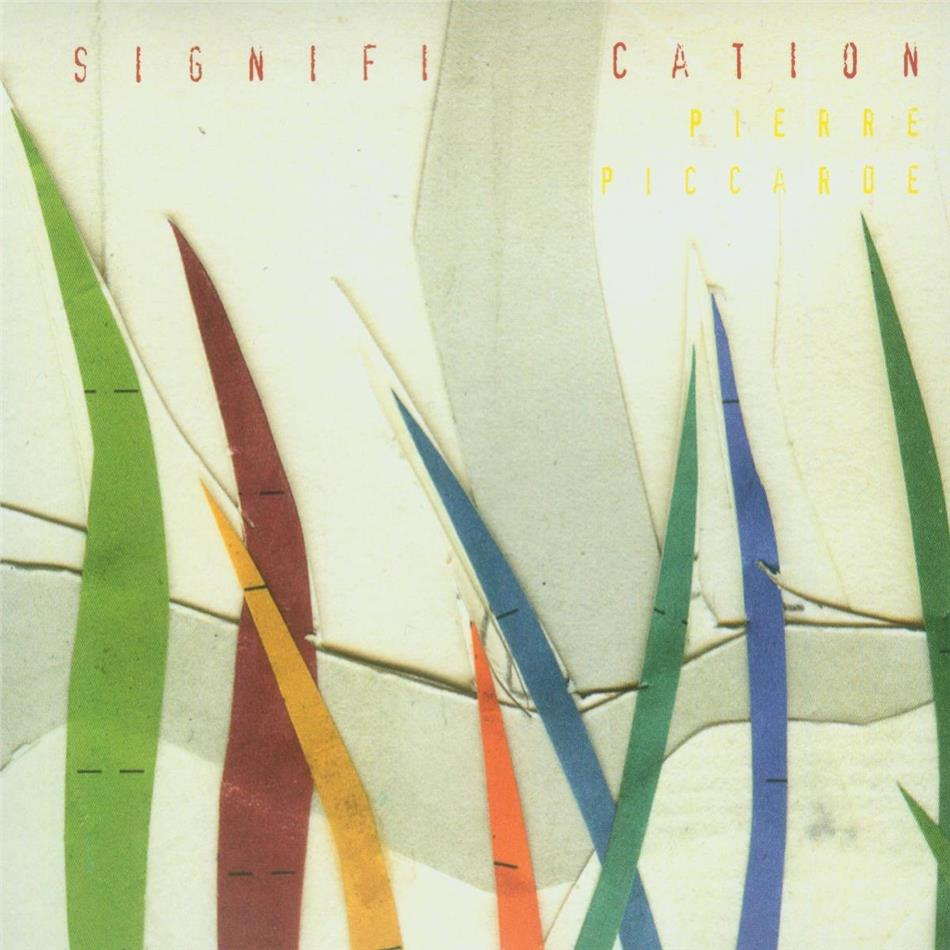 Pierre Piccarde - Signification - Fontastix CD