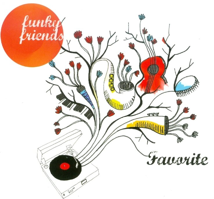 Funky Friends - Favorite