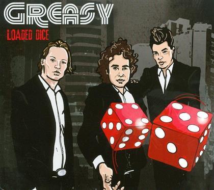 Greasy - Loaded Dice - Fontastix CD