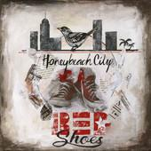 Red Shoes - Honeybeach City