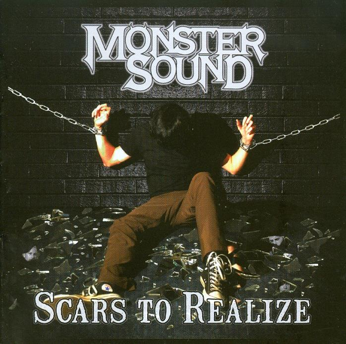 Monster Sound - Scars To Realize - Fontastix CD
