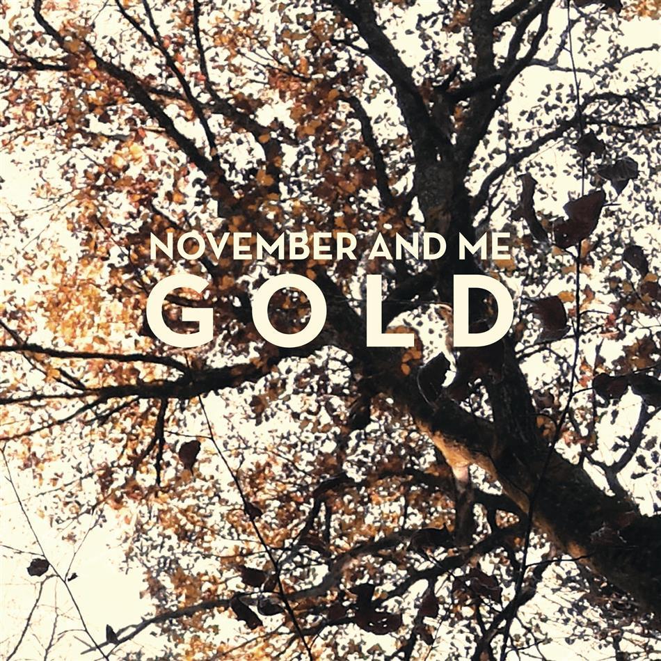 November And Me (Frantic) - Gold - Fontastix