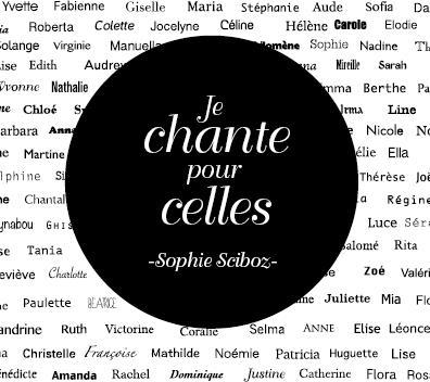 Sophie Sciboz - Je Chante Pour Celles - Fontastix cd
