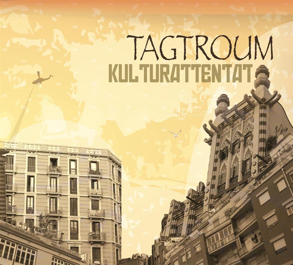 Kulturattentat - Tagtroum - Fontastix-CD