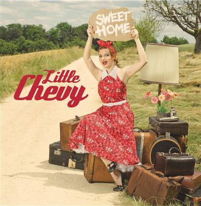 Little Chevy - Sweet Home - Fontastix CD