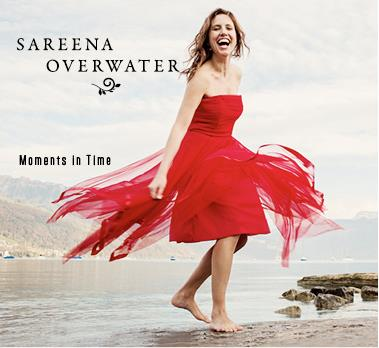 Overwater Sareena - Moments In Time - Fontastix Cd