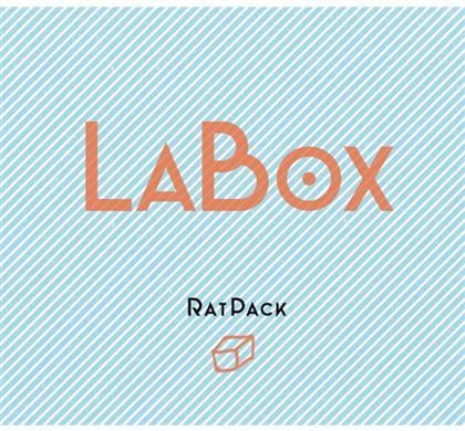 LaBox - RatPack - Fontastix CD