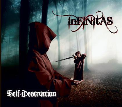 Infinitas (Swiss) - Self-Destruction - Fontastix CD
