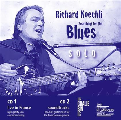Richard Koechli - Searching For The Blues - Fontastix Cd (2 CD)