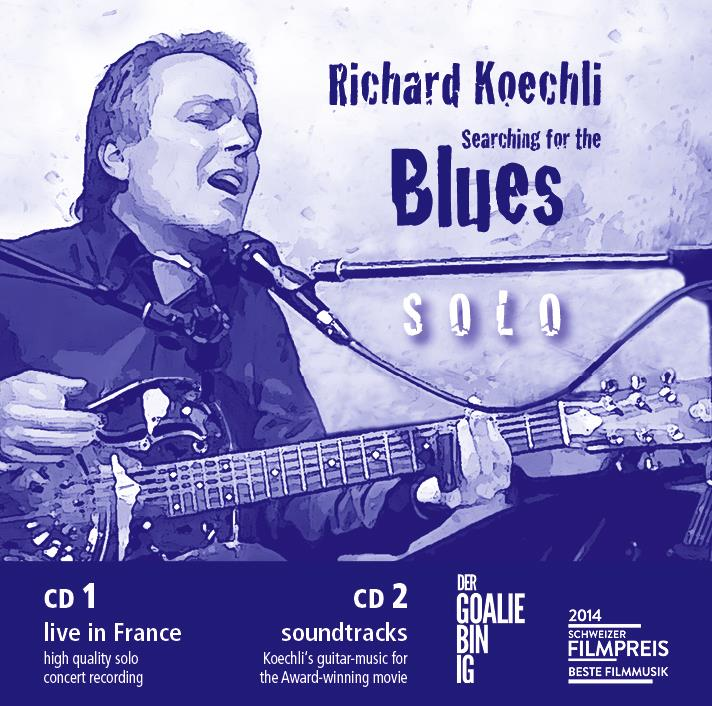 Richard Koechli - Searching For The Blues - Fontastix Cd (2 CDs)
