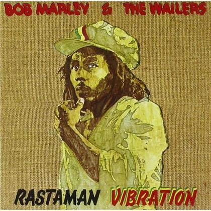 Bob Marley - Rastaman Vibration (Remastered)