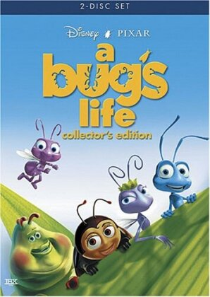 A Bug's Life (1998) (Collector's Edition, 2 DVDs)