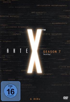 Akte X - Staffel 7 (6 DVDs)